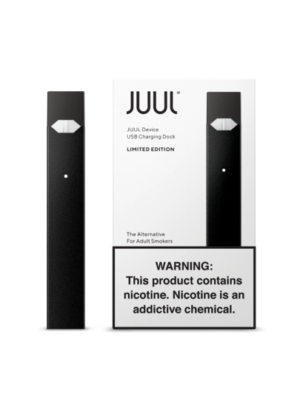 Juul Onyx Basic Kit Limited Edition