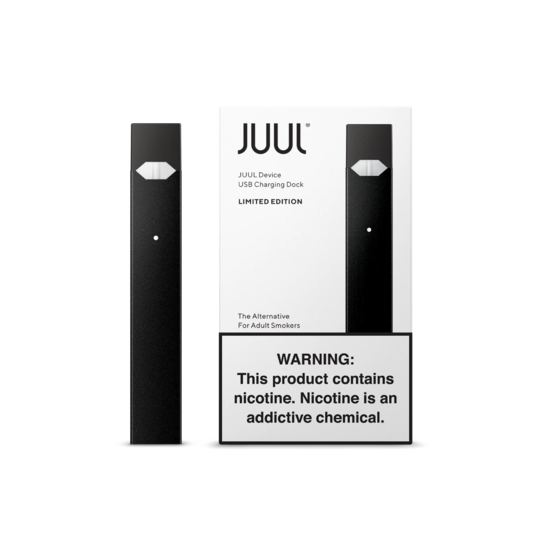 Juul Onyx Basic Kit Limited Edition
