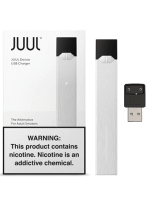 JUUL Silver Basic Kit