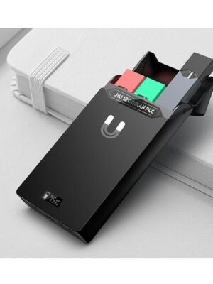 JILI Box 1200mah Backup Battery Charging Case for JUUL