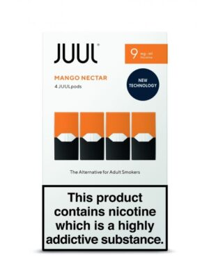 JUUL Mango Nectar Refill Pods