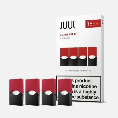 JUUL Alpine Berry Refill Pods