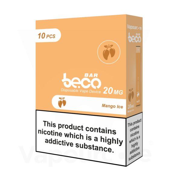BECO BAR MANGO ICE (10 PACK)